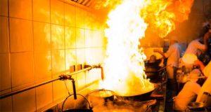 Kitchen Fire