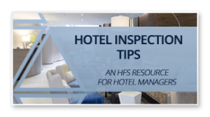 Hotel Inspection Tips